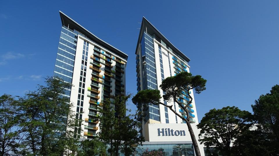 SWOT анализ гостиницы Hilton