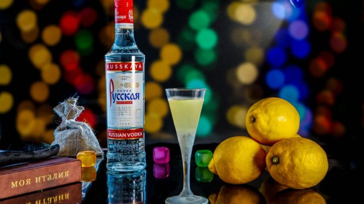 лимончелло рецепт на водке