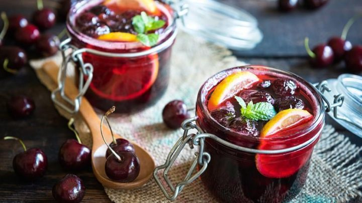 Варенье из вишни без косточек: рецепт на зиму