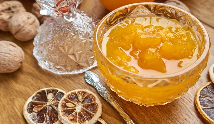 Варенье из ревеня с апельсином рецепт