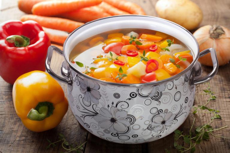 Овощной Суп Диета Номер 1.