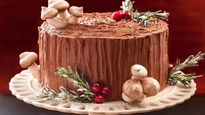 Торт «Трухлявый пень» классический рецепт с фото пошагово