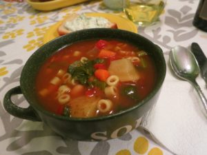 суп минестроне рецепт классический