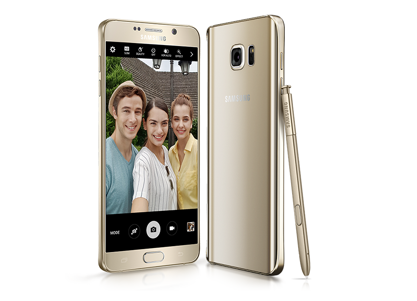 Описание товара Смартфон Samsung Galaxy Note 5