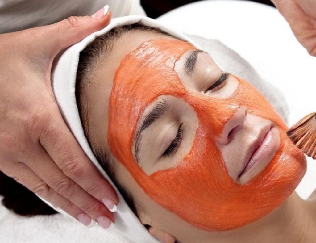 маска из тыквы для лица от морщин