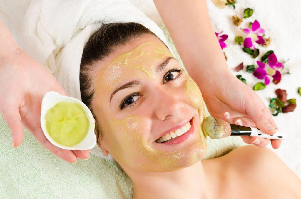 маски с оливковым маслом для лица