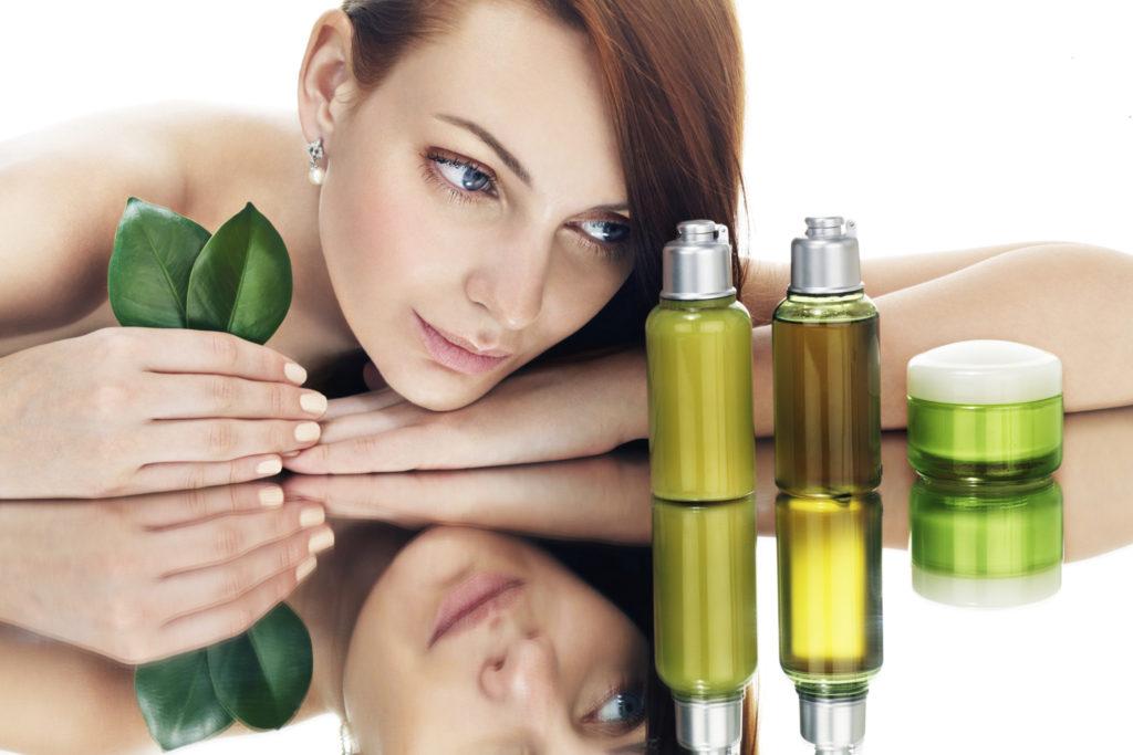 маска для лица оливковое масло желток