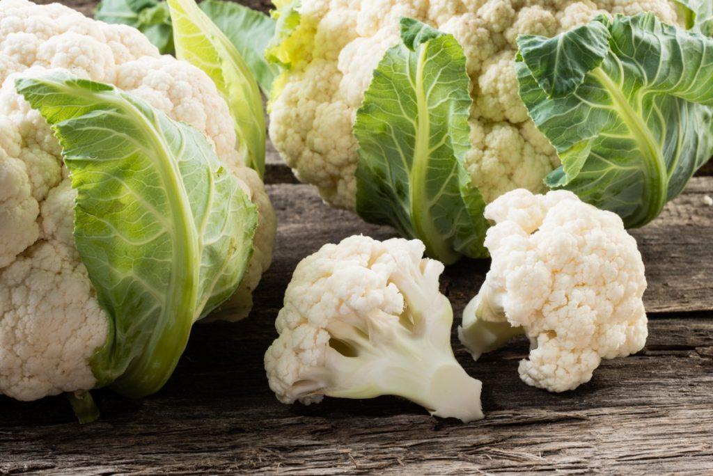 как варить цветную капусту свежую пошаговый рецепт