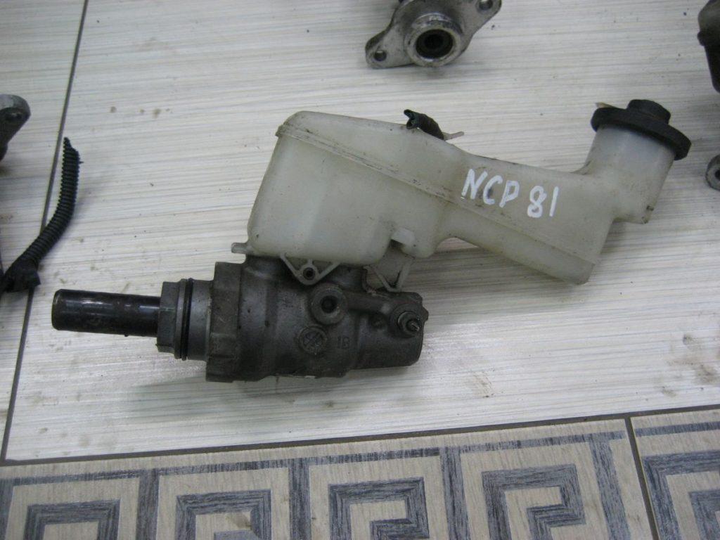 ремонт главного тормозного цилиндра тойота